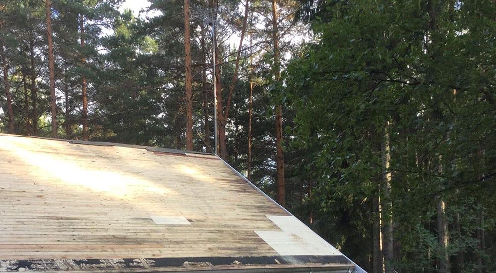 Palahuopakaton remontointi